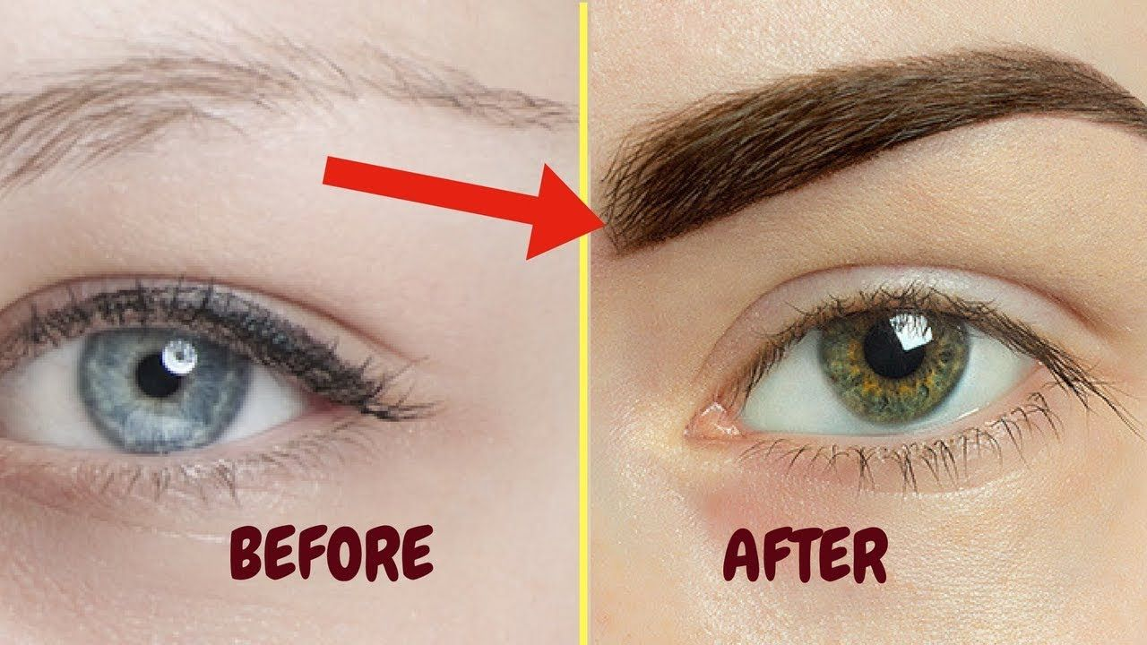 40+ How To Make Your Eyebrows Grow Thicker And Darker  Images