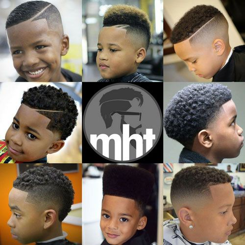 3 Year Old Boy Haircuts African American