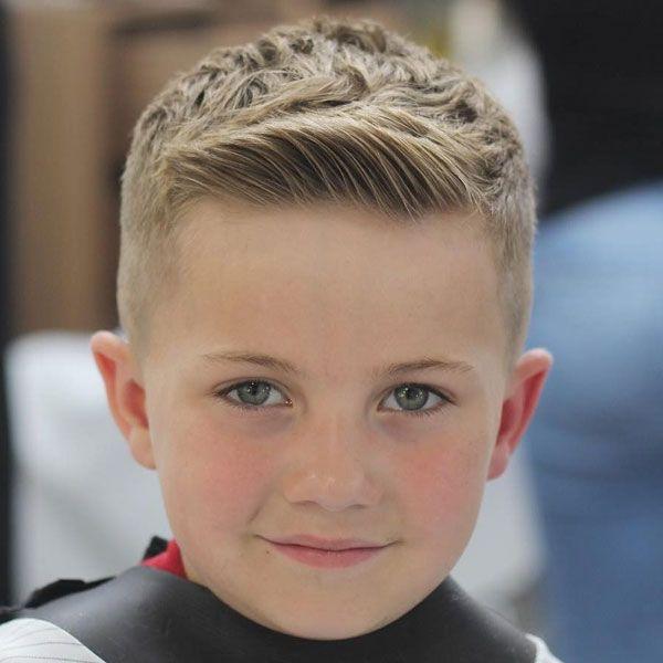 8 Year Old Boy Haircuts 2018