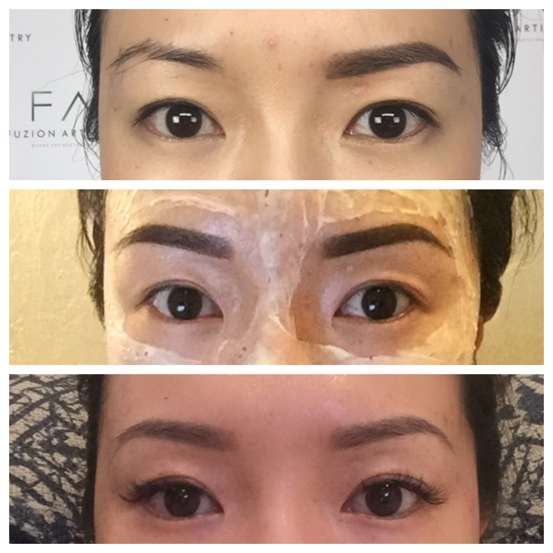 Get How Are Eyebrows Tattooed  Pictures