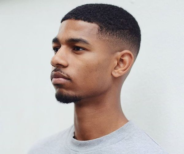 African American Male Short Haircuts