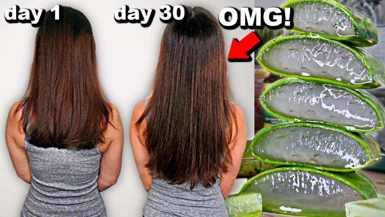 Aloe Vera For Hair Growth Reviews