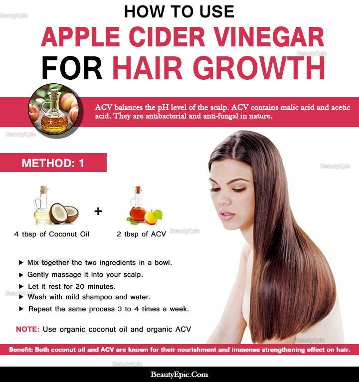 Apple Cider Vinegar And Hair Loss
