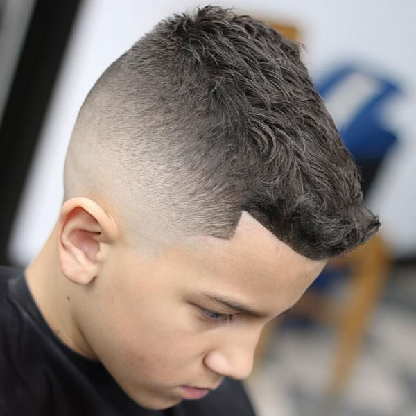 Best Fade Haircut For Kids