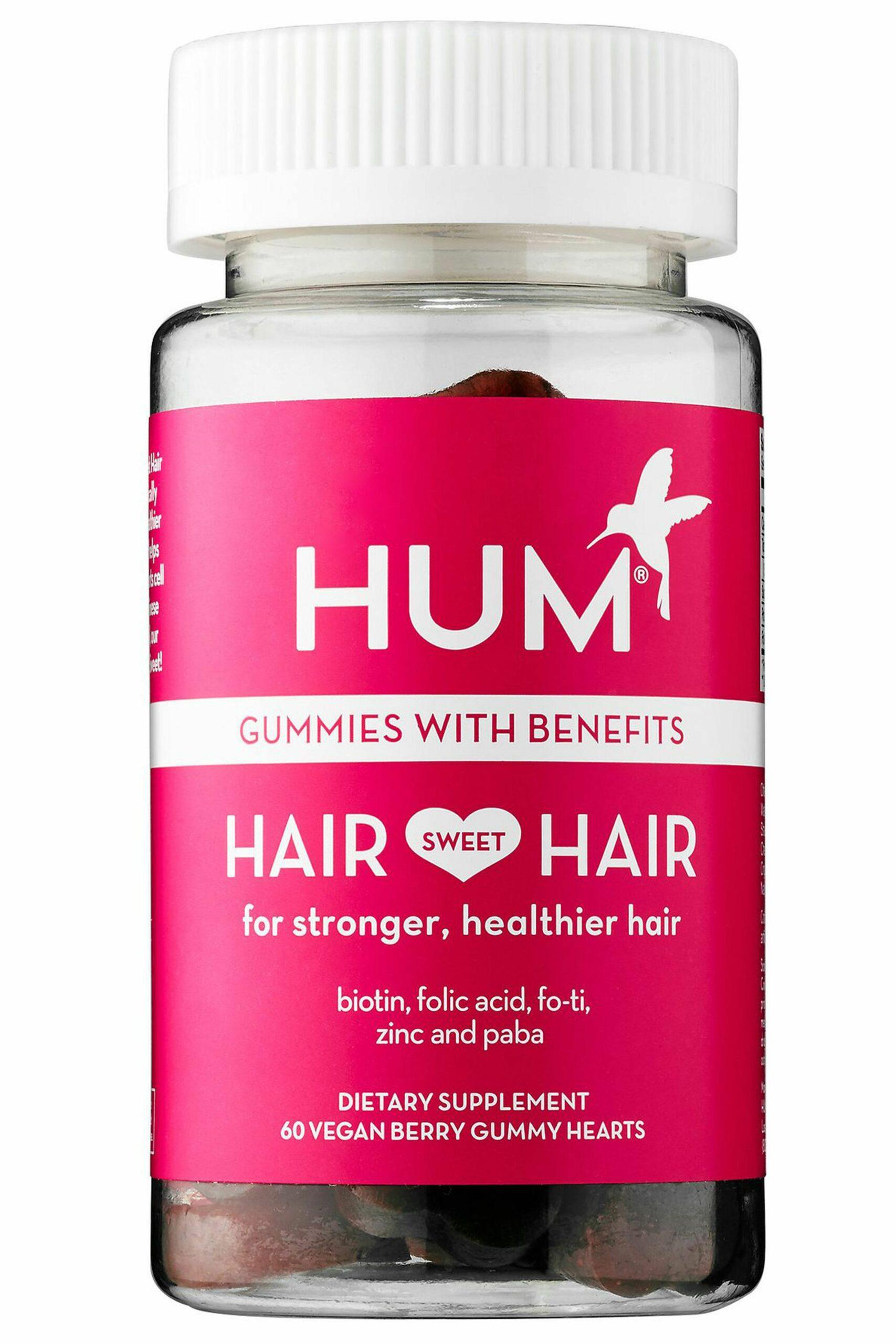 Best Hair Vitamins For Faster Hair Growth