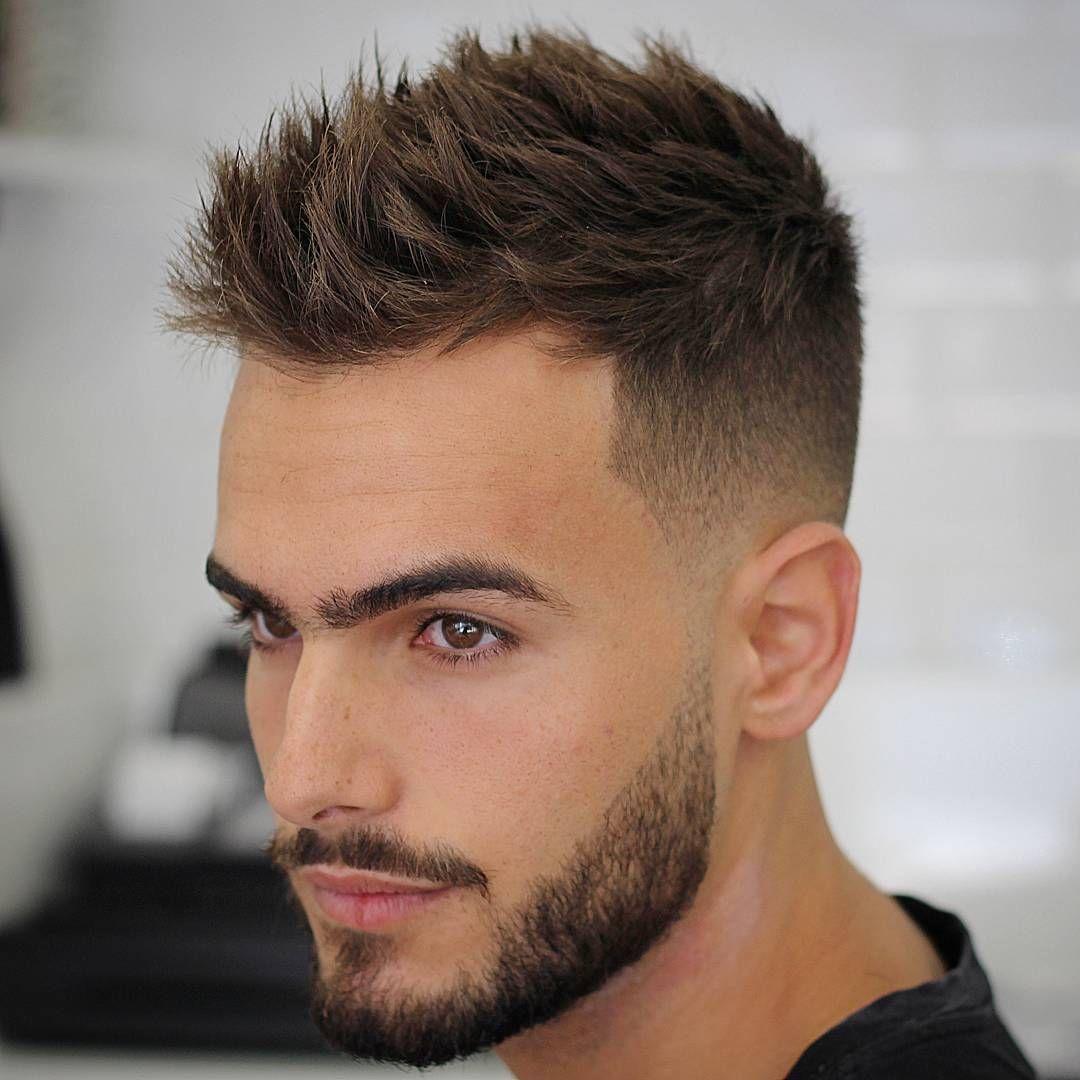 Best Mens Short Haircuts 2018