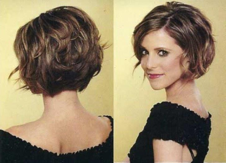 Best Short Haircuts For Thick Coarse Hair