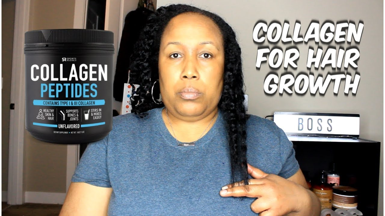 Collagen Peptides For Hair Growth