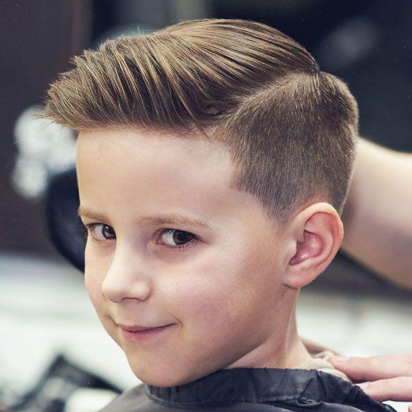 Cool 8 Year Old Boy Haircuts