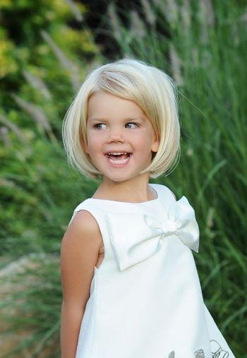 Cute Bob Haircuts For Kids