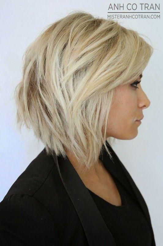 Cute Medium Short Haircuts For Women
