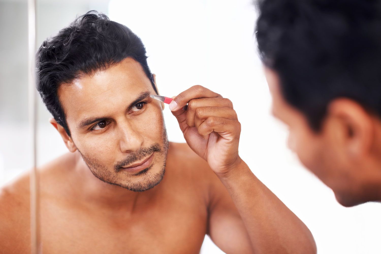 Eyebrows Men Cut