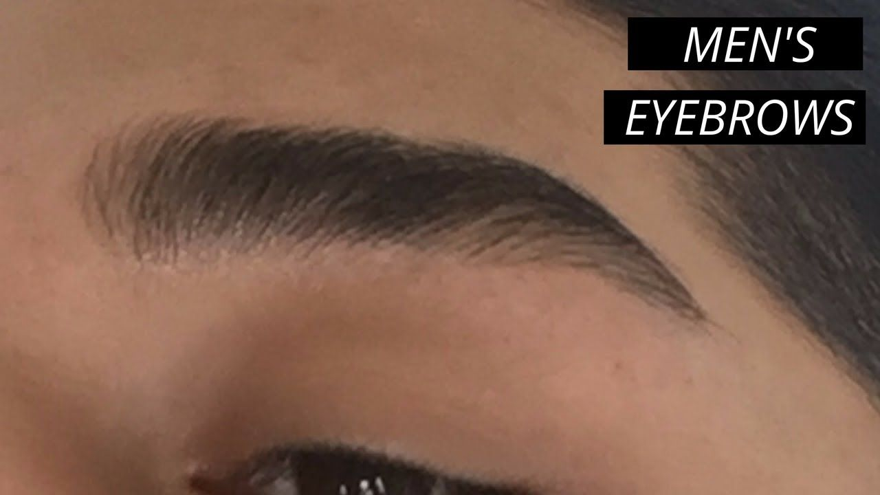 Eyebrows Styles For Boys