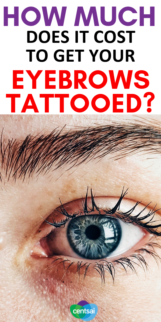 View How Much Does It Cost To Get Your Eyebrows Done Gif
