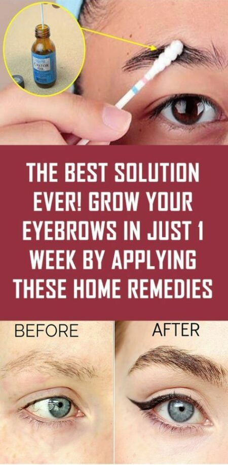 40+ How To Make Eyebrows Grow Faster In A Week Pics ...