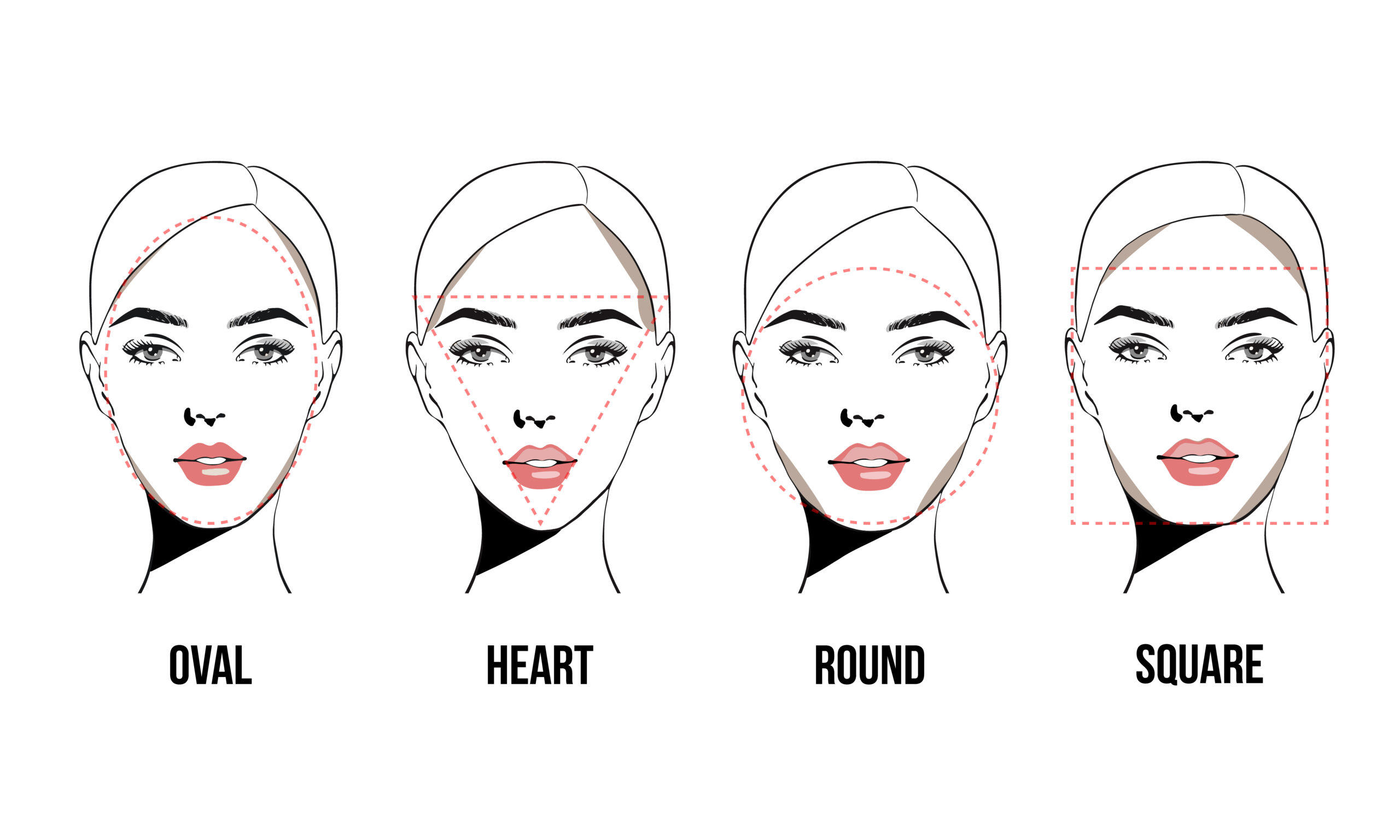 47+ Eyebrow Shape For Square Face PNG - Eyebrow Ideas