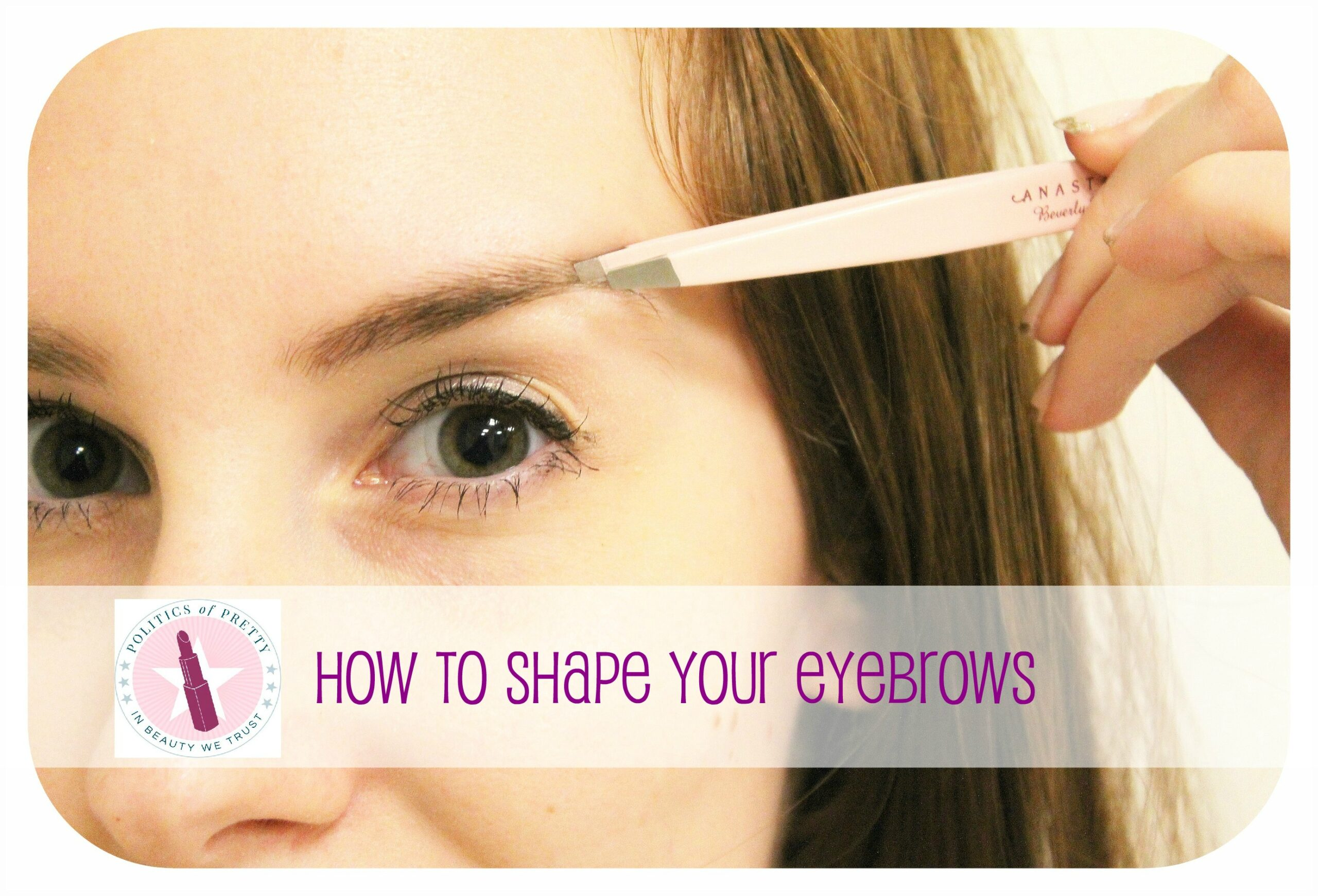 31+ How To Shape My Eyebrows  Images