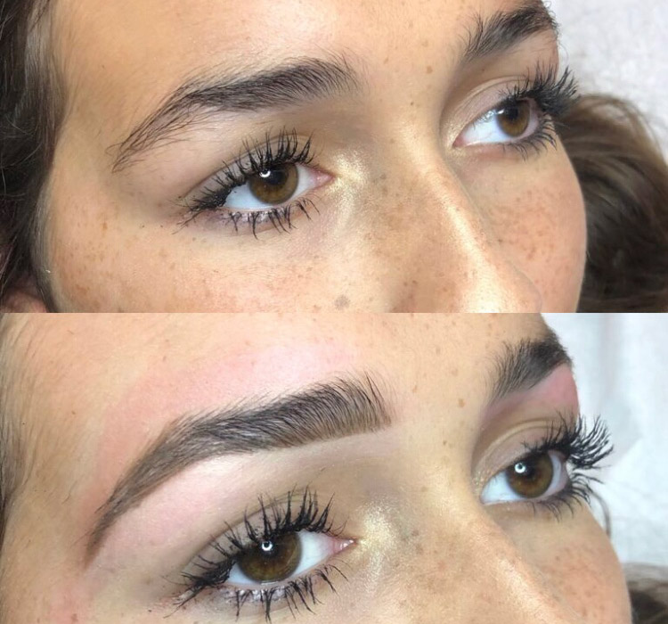 Get Eyebrow Waxing Before And After Pics - Eyebrow Ideas