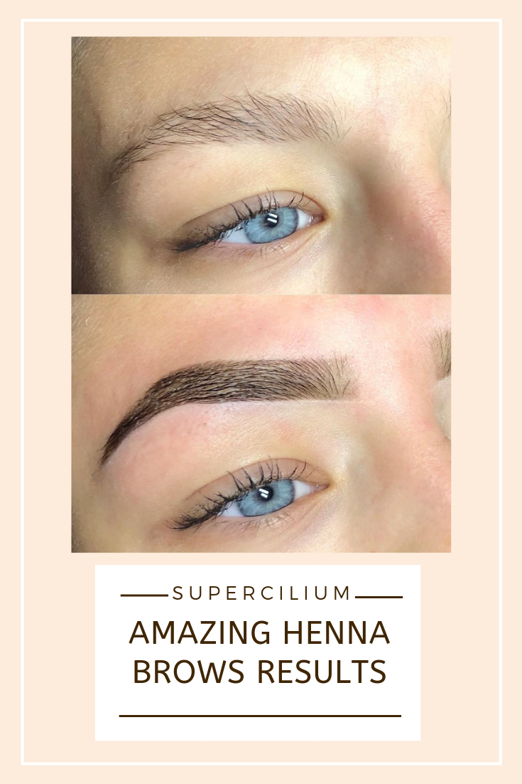 View Eyebrow Tinting Before And After Asian Gif