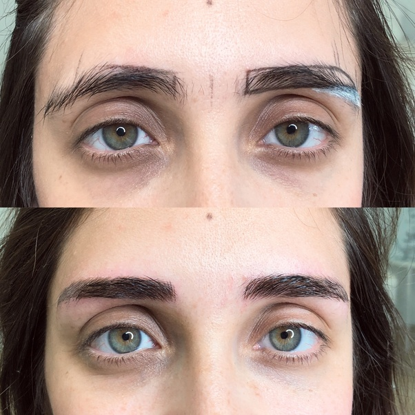 43+ How To Arch Straight Eyebrows Gif