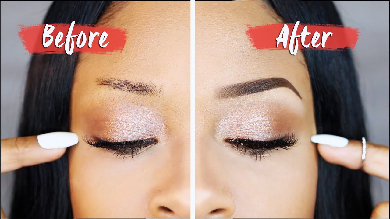 10+ Getting Your Eyebrows Done Background