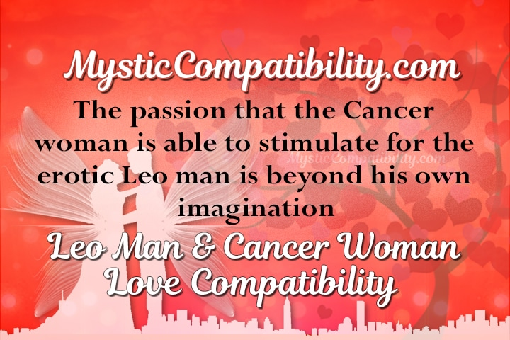 View Cancer And Leo Compatibility 2019  Pics