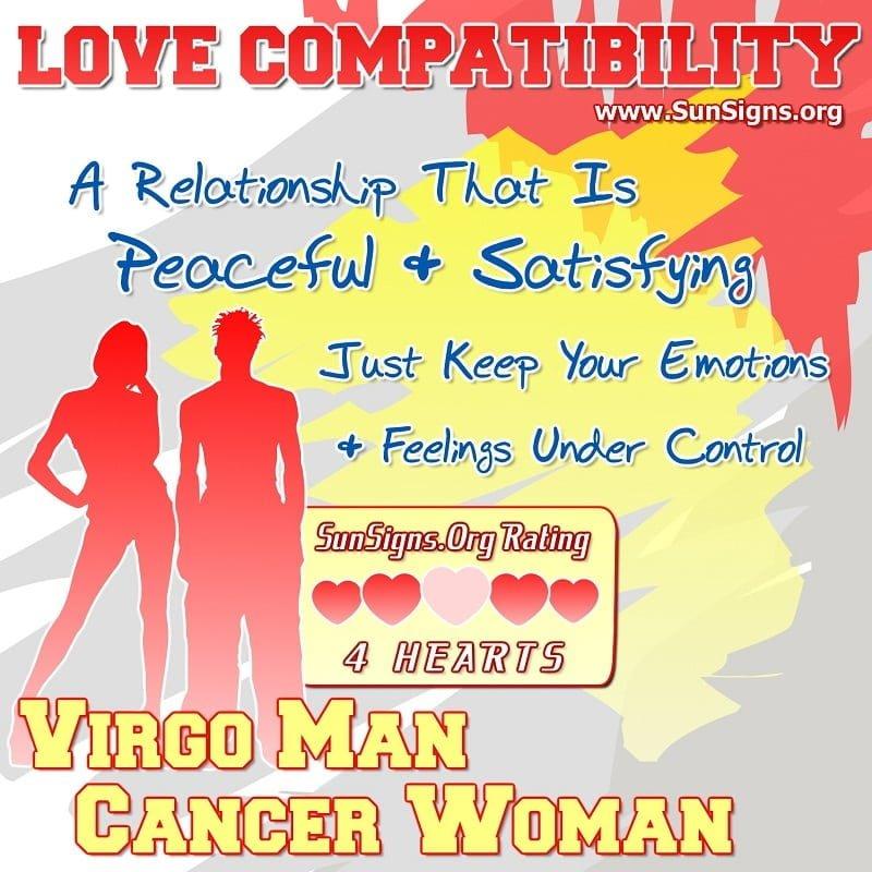 40+ Cancer Woman Virgo Man  Pics