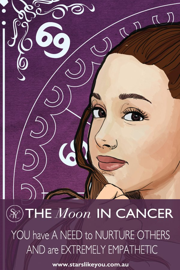 Moon In Cancer Characteristics And Personality Traits Stars Like You