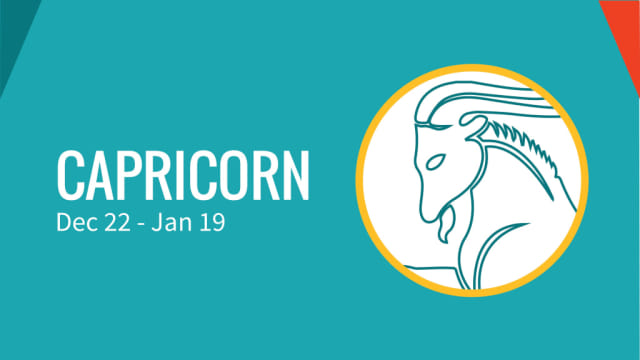 Zodiak Capricorn Minggu Ini 2019  Pics